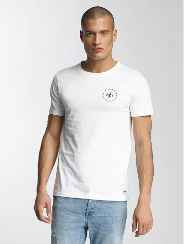 TrueSpin Herren T-Shirt 4 in weiß