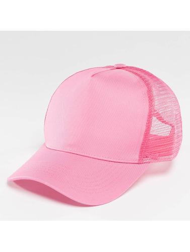 TrueSpin Trucker Cap Blank in pink