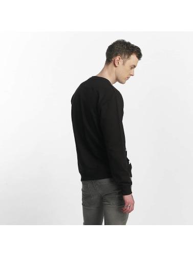 Tuffskull Herren Pullover Monaco in schwarz