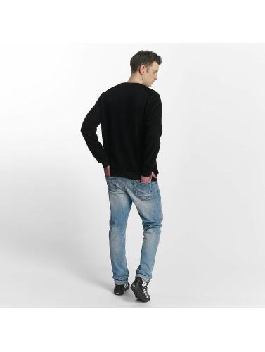 Tuffskull Herren Pullover Bukarest in schwarz