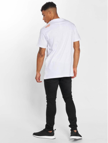 TurnUP Hombres Camiseta Money To Blow in blanco