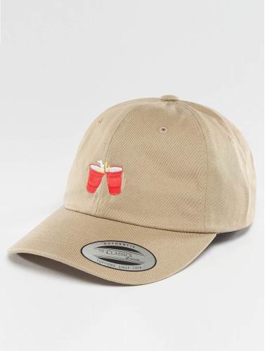 TurnUP Snapback Cap Wasted in khaki