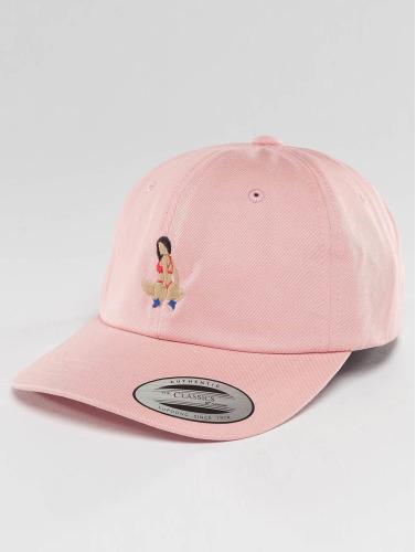 TurnUP Snapback Cap Implants in pink