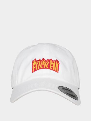 TurnUP Snapback Cap Bun Dem in weiß