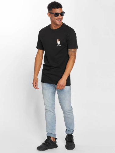 TurnUP Herren T-Shirt Got Salt in schwarz