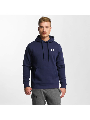 Under Armour Herren Hoody Rival in blau