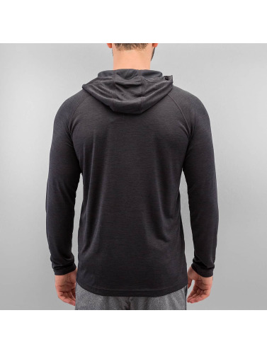 Under Armour Herren Hoody Tech Popover in schwarz