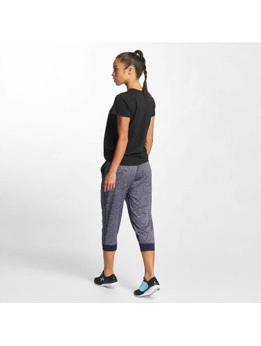 Under Armour Damen Jogginghose Tech Capri Twist in blau