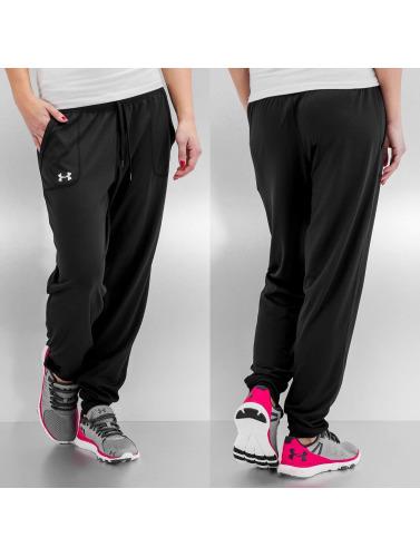 Under Armour Damen Jogginghose Tech Solid in schwarz