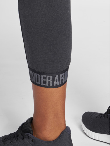 Under Armour Damen Jogginghose Featherweight Fleece in schwarz