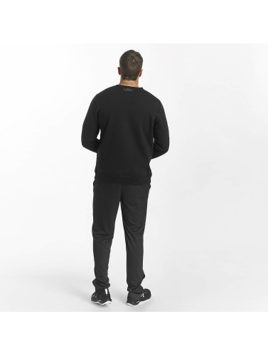 Under Armour Herren Pullover Rival Solid in schwarz