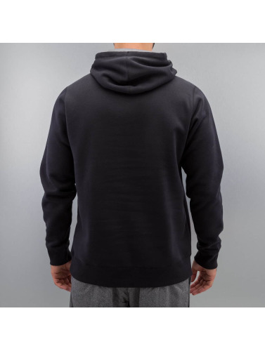 Under in Rival Cotton negro Storm Armour Hombres Sudadera qqw1FB
