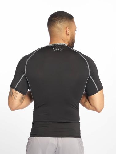 Under Armour Herren T-Shirt Heatgear Compression in schwarz