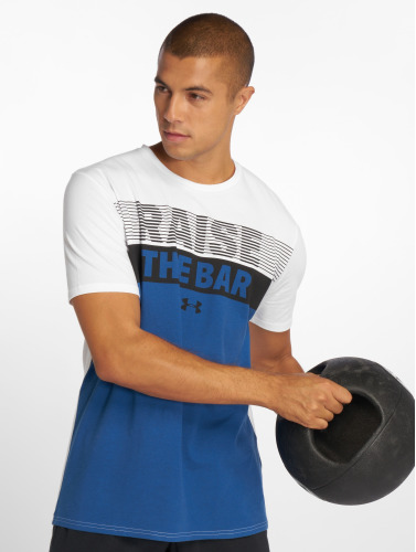 Under Armour Herren T-Shirt Raise the Bar in weiß
