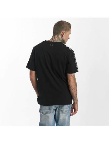 UNFAIR ATHLETICS Hombres Camiseta UNFR Taped in negro