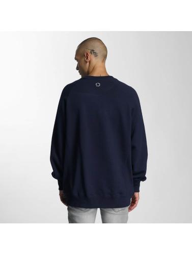 UNFAIR ATHLETICS Hombres Jersey Logo in azul