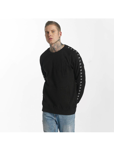 UNFAIR ATHLETICS Hombres Jersey Taped Hash in negro