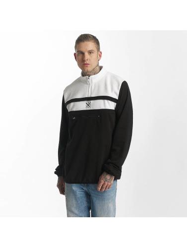 UNFAIR ATHLETICS Herren Pullover Polarsweatshirt in schwarz