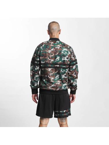 UNFAIR ATHLETICS Herren Übergangsjacke DMWU Tracktop in camouflage