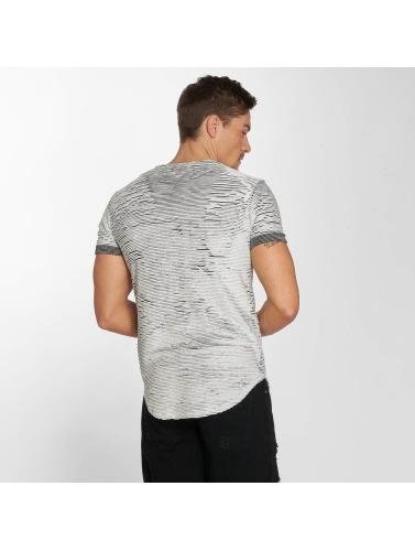 Uniplay Hombres Camiseta Diced in blanco