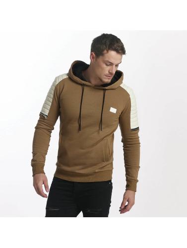 Billig Verkauf Für Billig Spielraum In Mode Uniplay Herren Hoody Biker in braun Ausgezeichnet Online Einkaufen Ll2cmw
