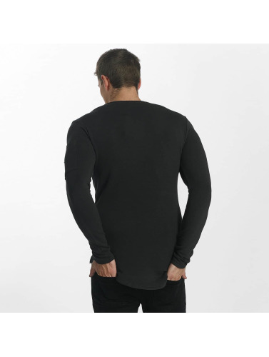 Uniplay Hombres Jersey Homme in negro