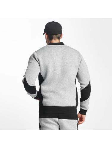 Unkut Hombres Chaqueta de entretiempo Open in gris