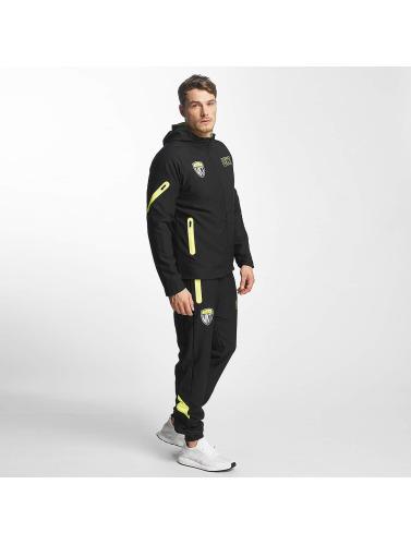 Unkut Herren Jogginghose Munich in schwarz