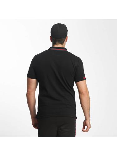 Unkut Herren Poloshirt Roma in schwarz