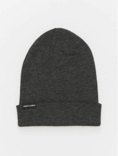 Urban Classics Beanie Long in grau