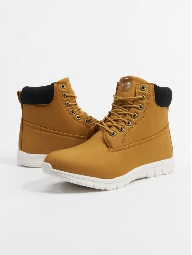 Verkauf Finish Verkauf Online-Shop Urban Classics Boots Runner in braun Rabatt-Outlet-Store Auslass Großhandelspreis qB67ERydvV