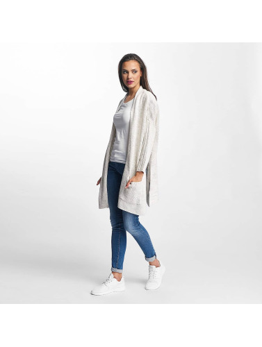 Urban Classics Mujeres Cardigans Dimensjonert In Blanco rabatt salg sneakernews for salg salg pre-ordre utløp ekstremt billig ebay cSlptqNm8B