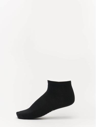 Urban Classics Calcetines 5-Pack Logo No Show in negro