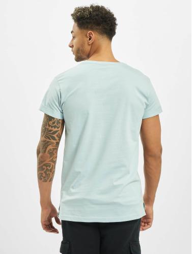 salg leter etter for billig Urban Classics Hombres Camiseta Turnup I Azul splitter nye unisex rabatt rimelig ZqJVIoG9lj