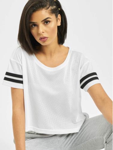 Urbane Merke Fra Mujeres Camiseta Mesh Kort I Blanco rabatt ekte klaring beste engros billig besøk salg rabatt KfkSLlFup