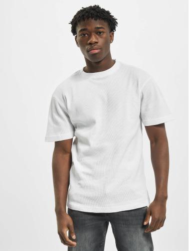 Urban Classics Hombres Camiseta Thermal in blanco