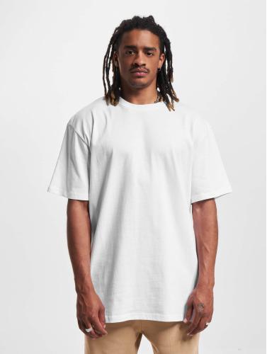 Urban Classics Hombres Camiseta Heavy Oversized in blanco