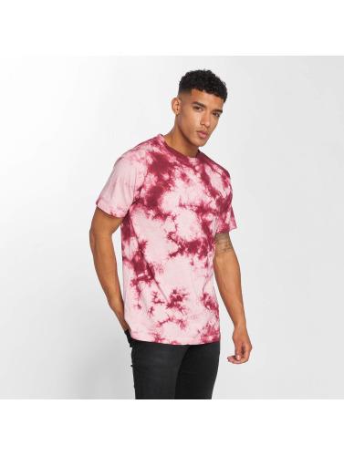 utrolig pris Urban Classics Hombres Camiseta Batikk I Fucsia billig salg profesjonell populær og billig klaring footaction rabatt gode tilbud WIJUXF