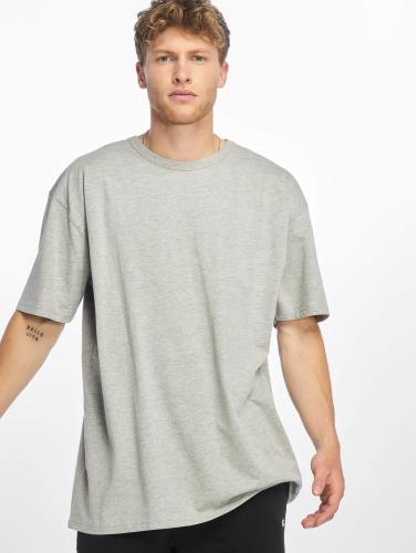 Urban Classics Hombres Camiseta Oversized in gris