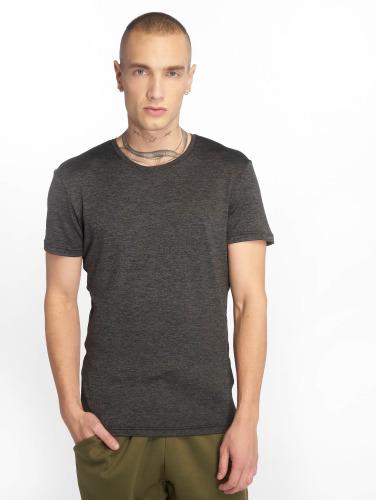 Urban Classics Hombres Camiseta Aktiv Melange I Gris billig pris uttak siste nxKgaskdyX