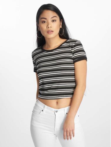 Urban Merke Fra Mujeres Camiseta Ribbe Stripe Beskjæres I Neger footlocker for salg billig salg opprinnelige nicekicks online gtyXrCK