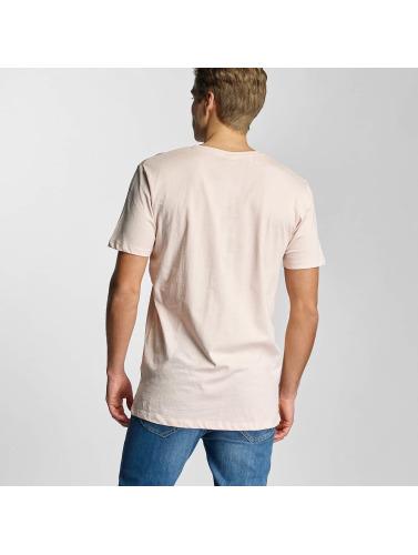 kjøpe billig Eastbay klaring wikien Urban Classics Hombres Camiseta Enkel V-hals I Rosa clearance 2015 YFxv6RRy