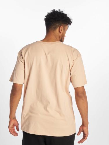 Urban Classics Hombres Camiseta Oversized in rosa