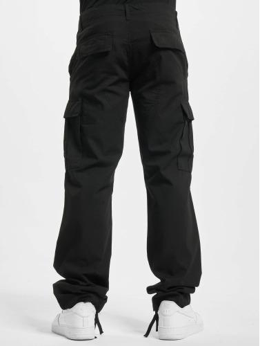 Preiswerten Nagelneuen Unisex Niedriger Preis Versandgebühr Urban Classics Herren Cargohose Camouflage in schwarz Billig Perfekt YWAicehZ