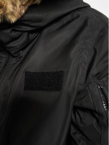 bomber Urban negro Cazadora in Imitation Classics Mujeres Fur qBAwtrB