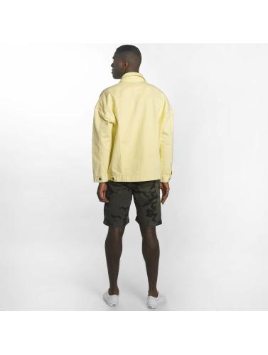 Classics Oversize Urban Garment de entretiempo in Chaqueta Dye amarillo Hombres 4Pwxqp1