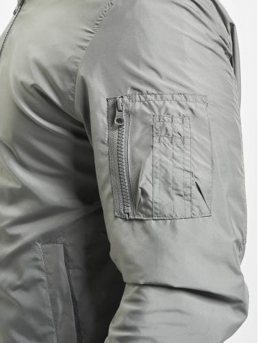 Urban Classics Hombres Chaqueta de entretiempo Light in gris