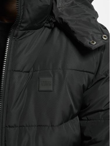 Chaquetas In Classics Hooded Urban Puffer Hombres Negro Acolchadas TWaqwxUvtU