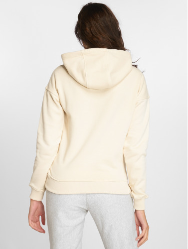 Urban Classics Damen Hoody Ladies in beige