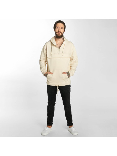 Urban Classics Herren Hoody Sweat in beige